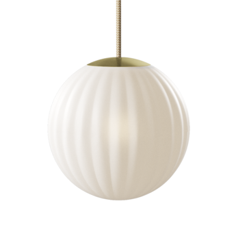 Suspension modeco blanc o20cm h24cm nordic tales 110901 310115 normal