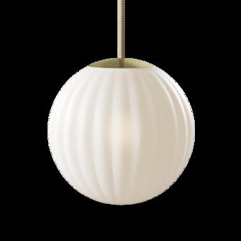 Suspension modeco blanc o20cm h24cm nordic tales 110901 310115 normal