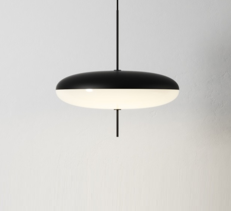 Model 2065 gino sarfatti suspension pendant light  astep t01 s31 0bbw  design signed nedgis 78692 product
