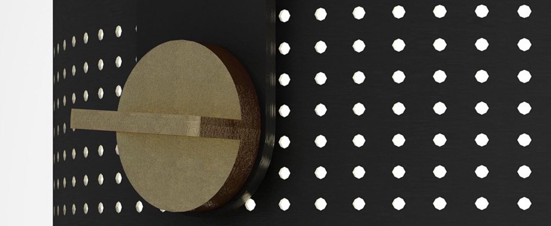 Suspension modena noir led o41cm h16cm martinelli luce normal