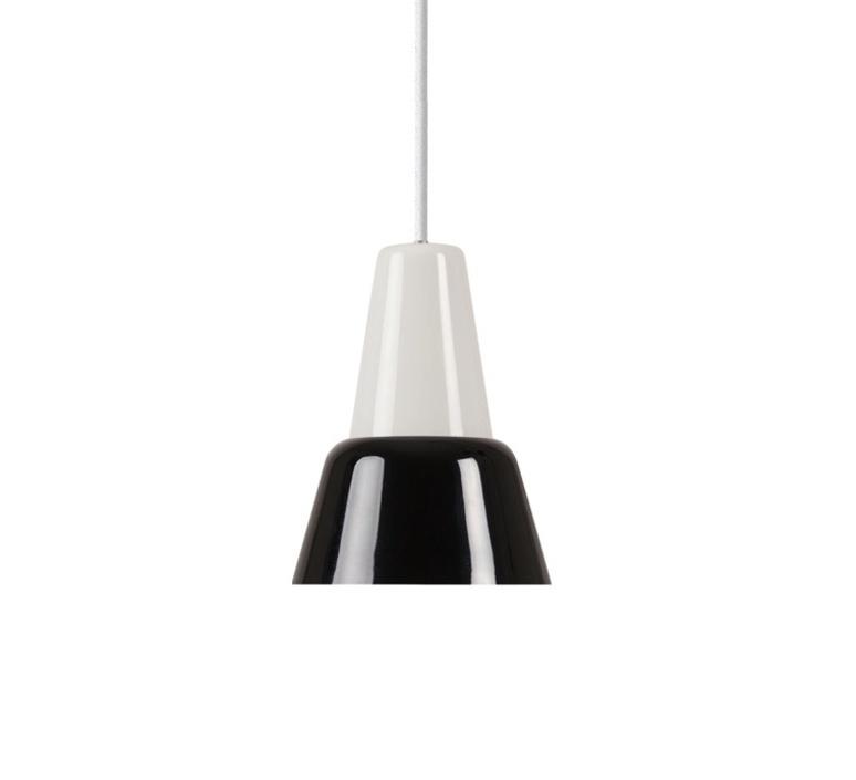Modu lena billmeier et david baur suspension pendant light  teo t0012l gl000 bk006  design signed 33294 product