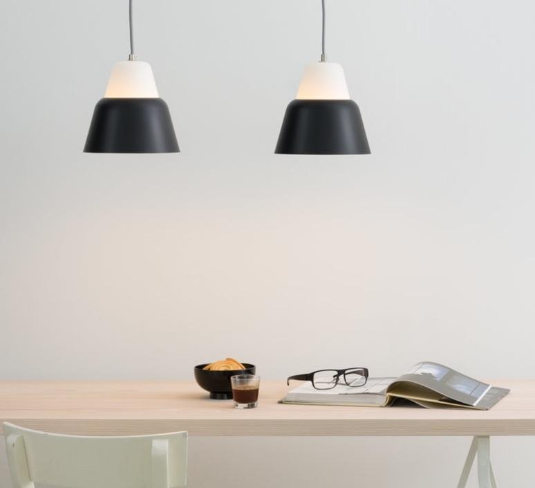 Modu lena billmeier et david baur suspension pendant light  teo t0012s gl000 cgr007  design signed 107920 product