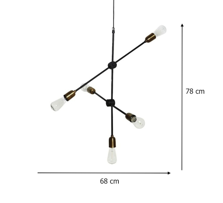 Molecular studio house doctor suspension pendant light  house doctor cb0811  design signed 33082 product