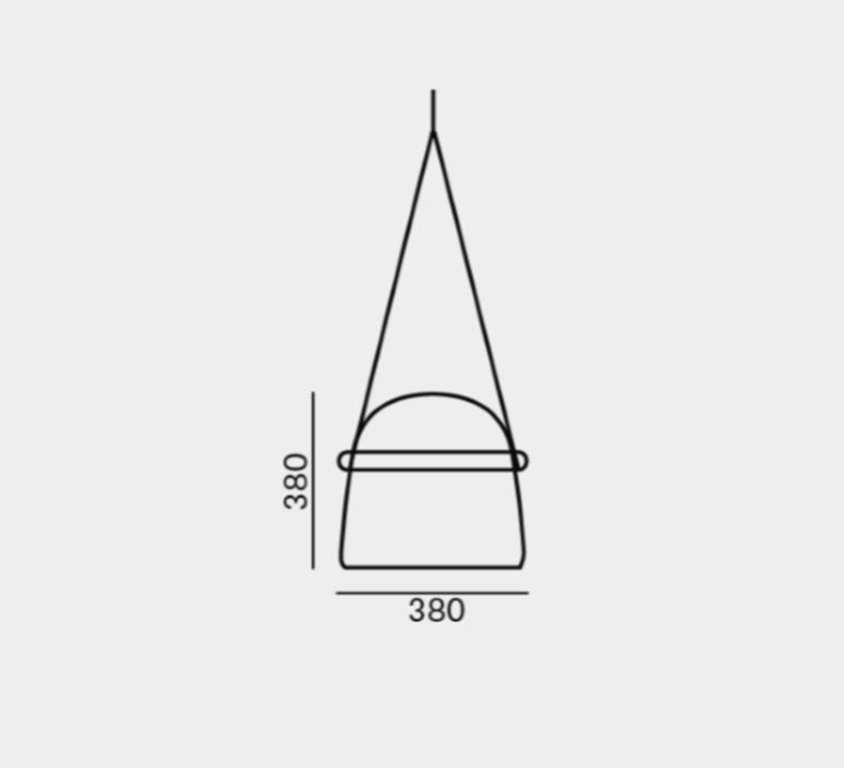 Mona large lucie koldova suspension pendant light  brokis pc938 cgc516 ccs592 ccsc619 gint792 cls1942 ceb1992 cedv1457  design signed 50868 product