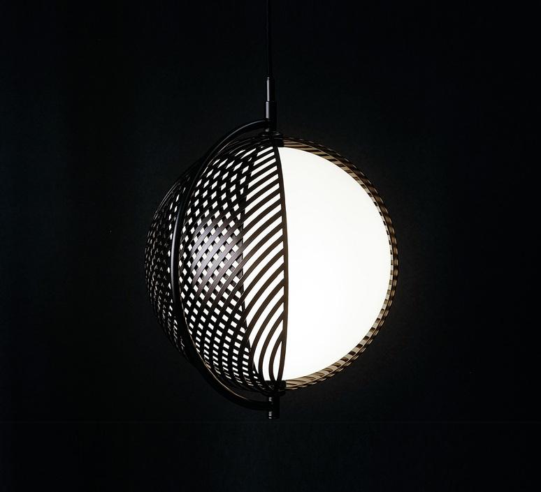 Mondo antonio facco suspension pendant light  oblure afmo2003  design signed 46710 product