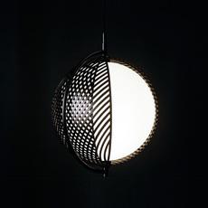 Mondo antonio facco suspension pendant light  oblure afmo2003  design signed 46710 thumb