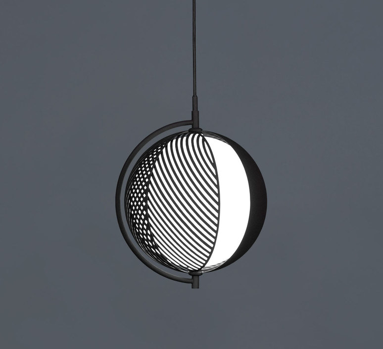 Mondo antonio facco suspension pendant light  oblure afmo2003  design signed 46712 product