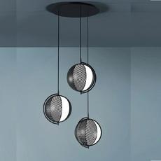 Mondo antonio facco suspension pendant light  oblure afmo2003  design signed 89647 thumb
