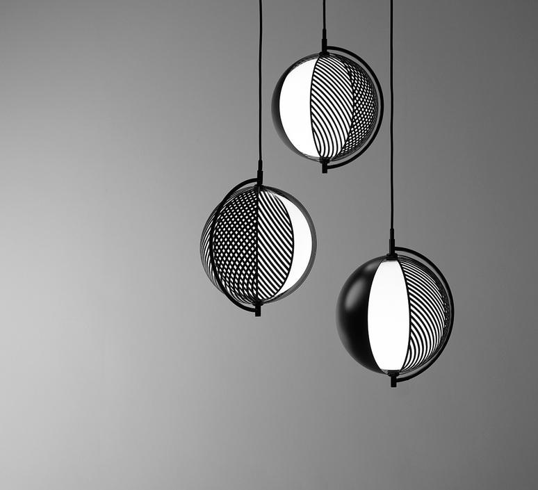Mondo antonio facco suspension pendant light  oblure afmo2003  design signed 89648 product