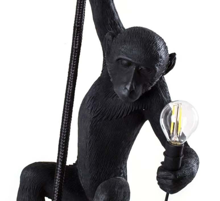 Monkey standing marcantonio raimondi malerba seletti 14880 luminaire lighting design signed 34131 product