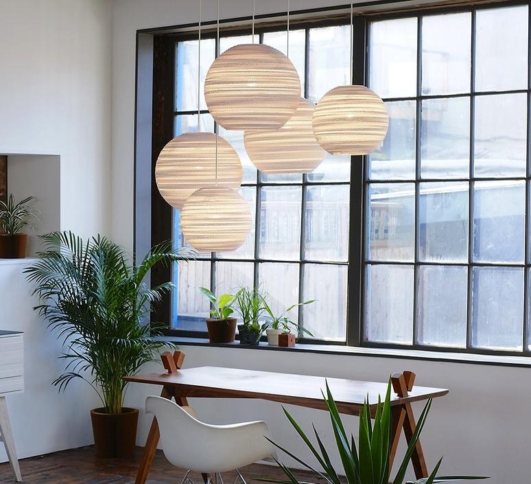 Moon 10 seth grizzle et jonathan junker graypants gp 1161 luminaire lighting design signed 29555 product