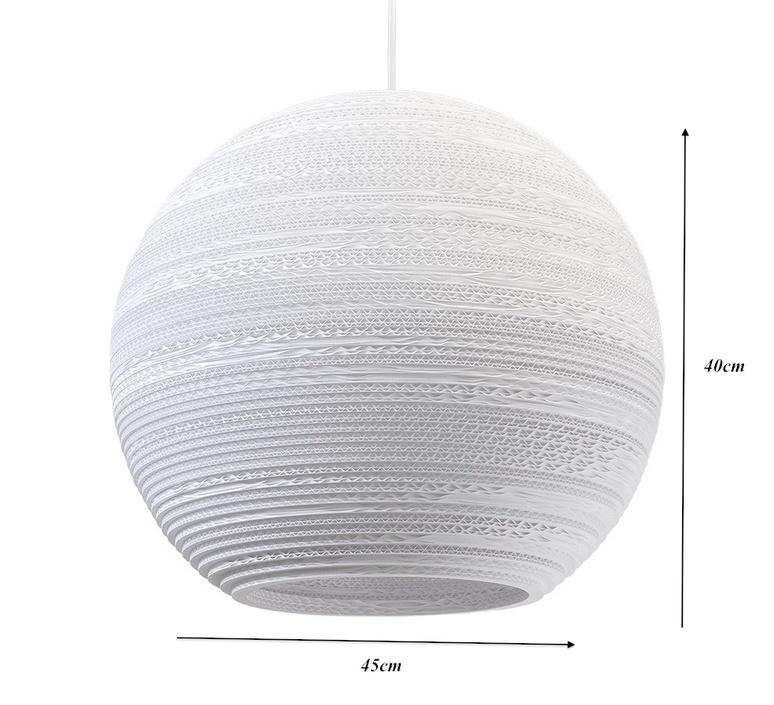 Moon 18 seth grizzle et jonathan junker graypants gp 1163 luminaire lighting design signed 29575 product