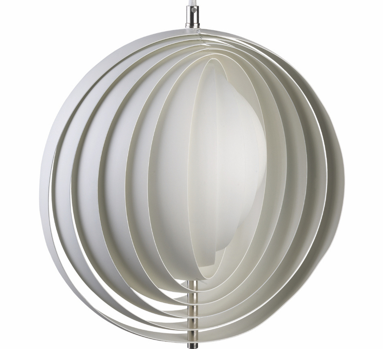 Moon small verner panton suspension pendant light  verpan 1173 1001001006006011   design signed nedgis 89300 product