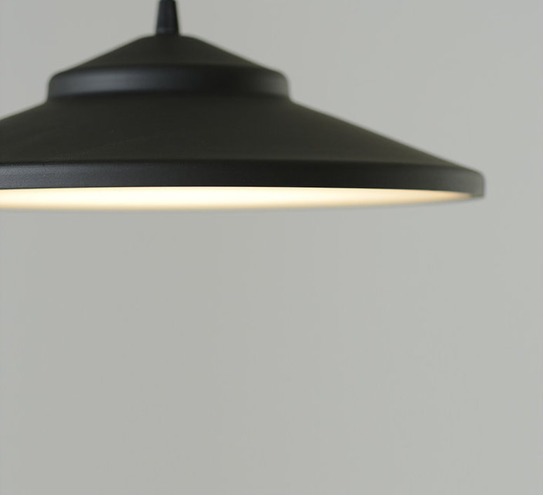 Moons pendant light nir meiri suspension pendant light  nir meiri moons pendantlightmattblack  design signed 56736 product