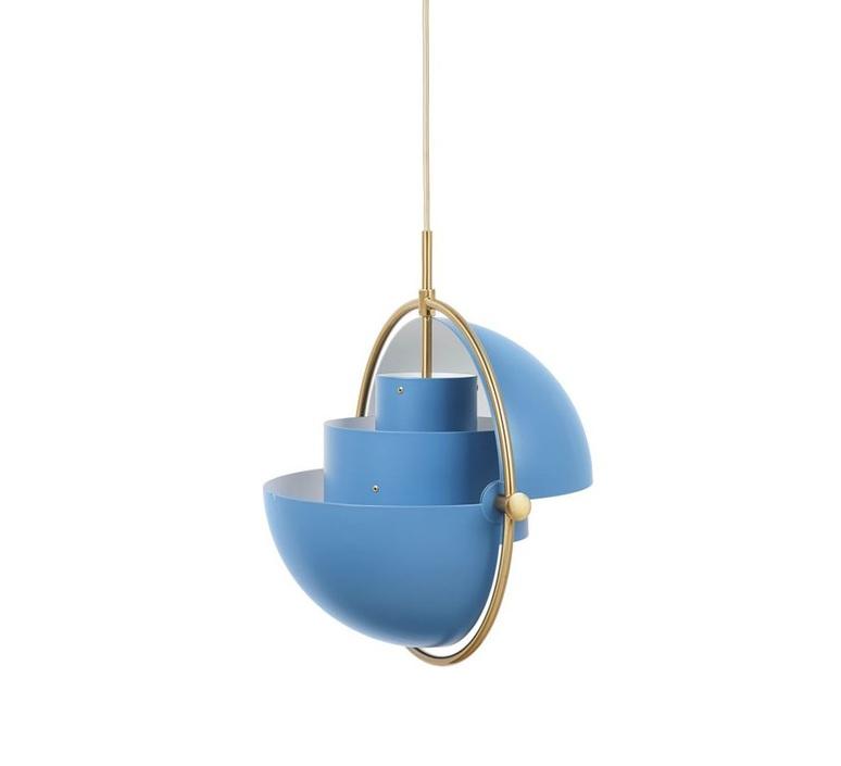 Multi lite louis weisdorf suspension pendant light  gubi 10014450  design signed nedgis 77613 product