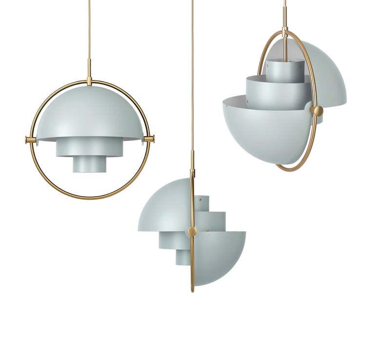 Multi lite louis weisdorf suspension pendant light  gubi 10014451  design signed nedgis 77604 product