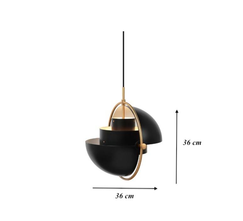 Multi lite  louis weisdorf  gubi 007 03131 luminaire lighting design signed 29834 product