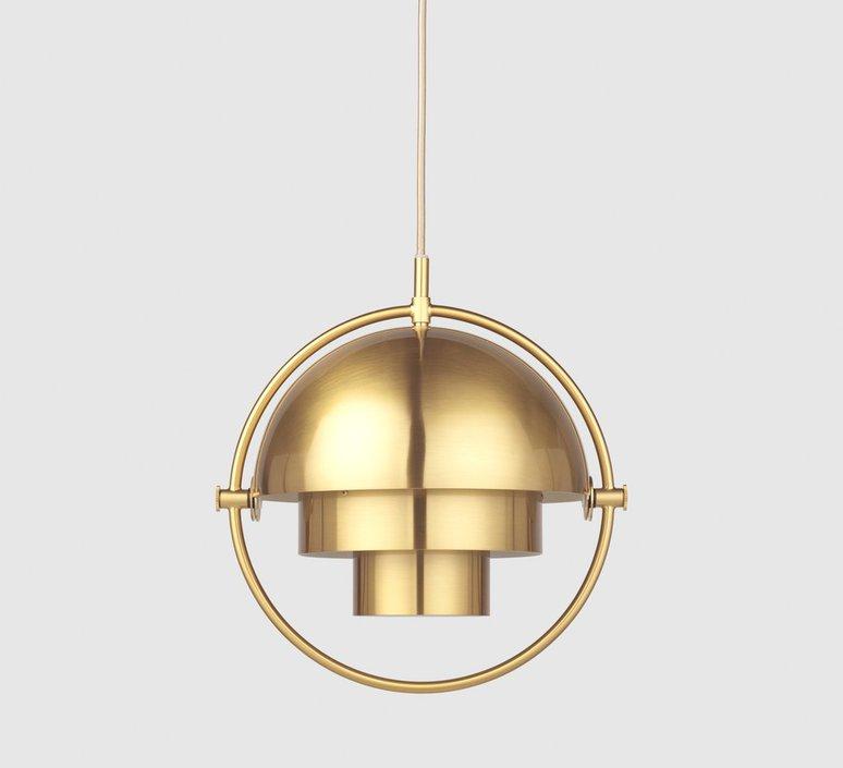 Multi lite small louis weisdorf suspension pendant light  gubi multilite small fullbr  design signed nedgis 78341 product