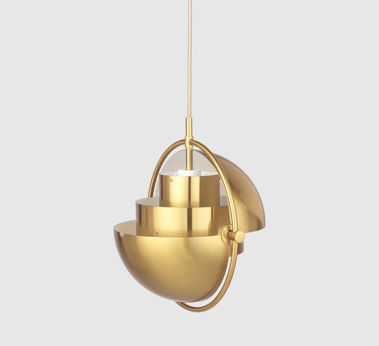 Multi lite small louis weisdorf suspension pendant light  gubi multilite small fullbr  design signed nedgis 78342 product