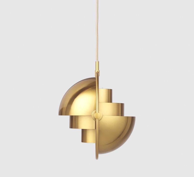 Multi lite small louis weisdorf suspension pendant light  gubi multilite small fullbr  design signed nedgis 78343 product