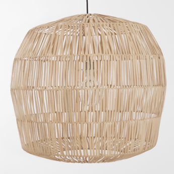 Suspension nama 4 naturel o69cm h72cm ay illuminate normal