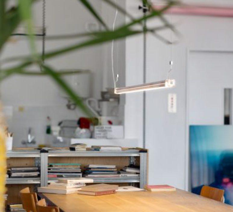Neon de luz joan gaspar suspension pendant light  marset a70 515  design signed nedgis 69791 product