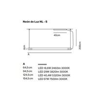 Neon de luz joan gaspar suspension pendant light  marset a70 515  design signed nedgis 69802 thumb