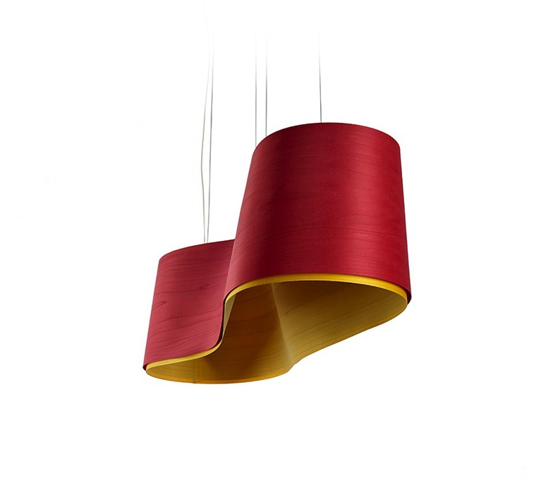 Gea s marivi calvo suspension pendant light  lzf dark gea s 21  design signed 31425 product