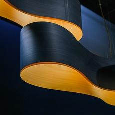 Gea s marivi calvo suspension pendant light  lzf dark gea s 22  design signed 31429 thumb