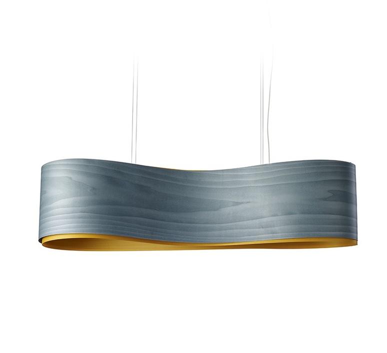 Gea s marivi calvo suspension pendant light  lzf dark gea s 22  design signed 31432 product