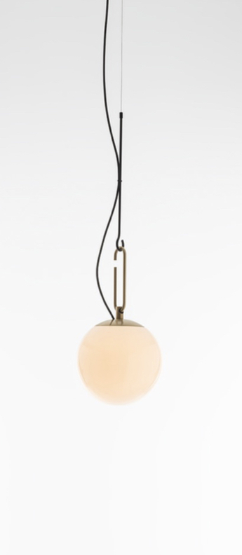 Suspension nh 22 laiton o22cm h40cm artemide normal