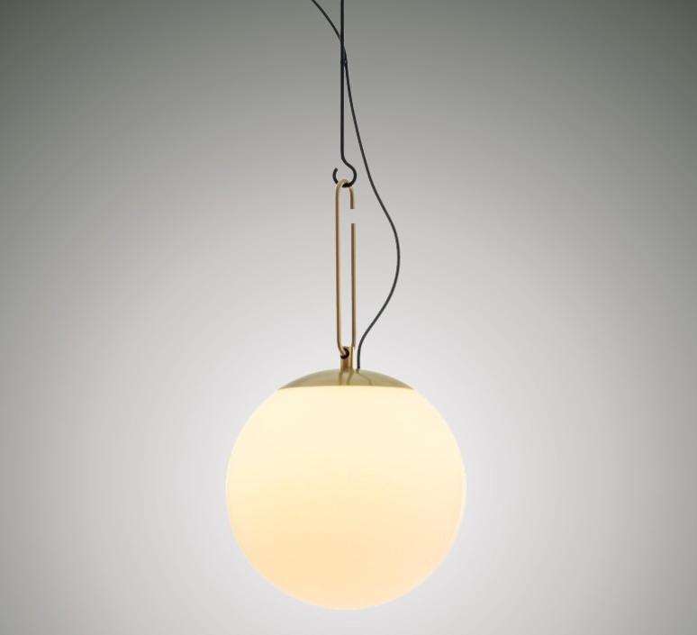 Lesbo quaglio simonelli suspension pendant light  artemide 0054010a  design signed nedgis 75626 product