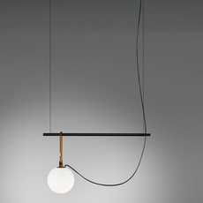 Nh s1 neri et hu suspension pendant light  artemide 1272010a  design signed 60783 thumb