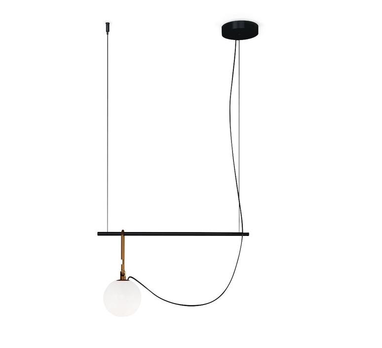Nh s1 neri et hu suspension pendant light  artemide 1272010a  design signed 60784 product