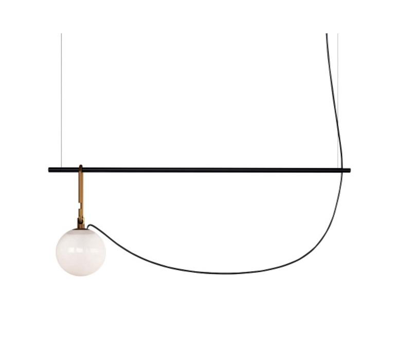 Nh s2 neri et hu suspension pendant light  artemide 1274010a  design signed 60788 product