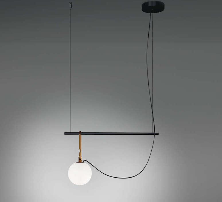 Nh s2 neri et hu suspension pendant light  artemide 1275010a  design signed 73913 product
