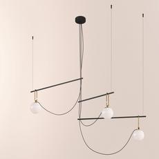 Nh s3 neri et hu suspension pendant light  artemide 1276010a  design signed 60791 thumb