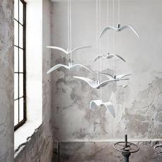 Night birds  suspension pendant light  brokis pc964 cgc772 ccs775 ccsc843 cecl149 ceb825  design signed 39027 thumb