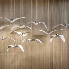 Night birds  suspension pendant light  brokis pc964 cgc772 ccs775 ccsc843 cecl149 ceb825  design signed 50490 thumb