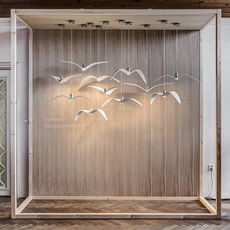 Night birds  suspension pendant light  brokis pc963 cgc772 ccs775 ccsc843 cecl149 ceb825  design signed 50487 thumb