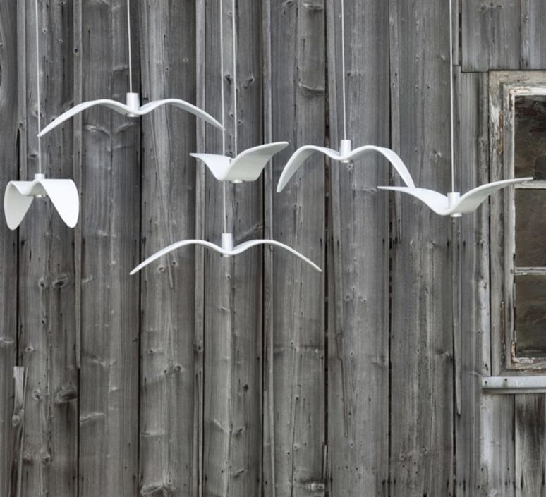 Night birds  suspension pendant light  brokis pc962 cgc772 ccs775 ccsc843 cecl149 ceb825  design signed 39008 product