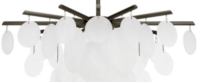 Suspension nimbus medium bronze o119cm h115cm cto lighting normal
