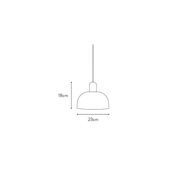 Nina tristan lohner suspension pendant light  harto harto suspension nina blanc  design signed 34896 product