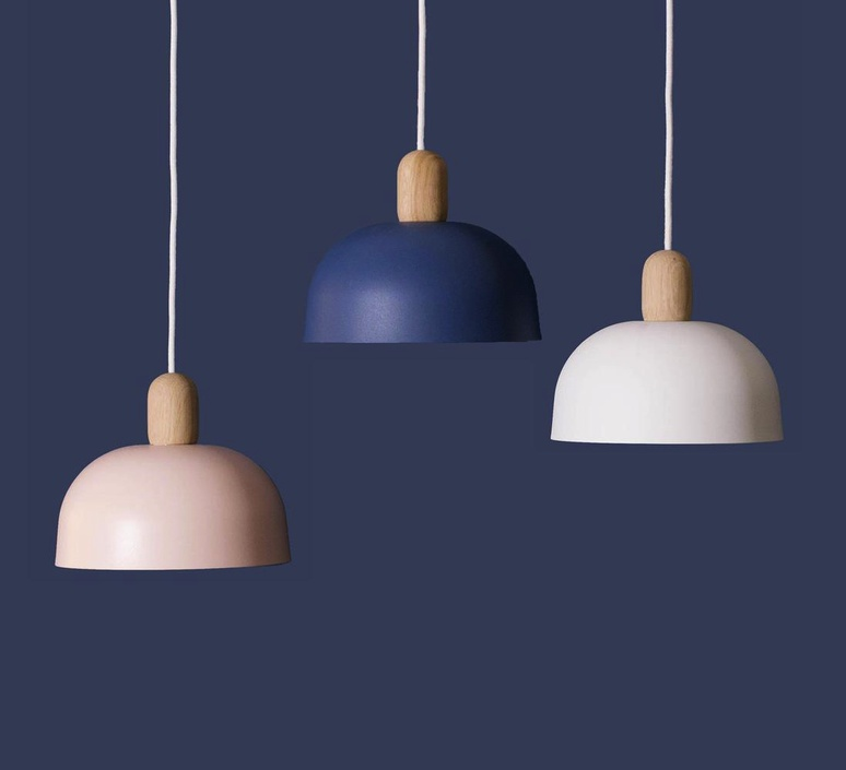 Nina tristan lohner suspension pendant light  harto harto suspension nina bleu gris  design signed 34903 product