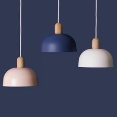 Nina tristan lohner suspension pendant light  harto harto suspension nina bleu gris  design signed 34903 thumb