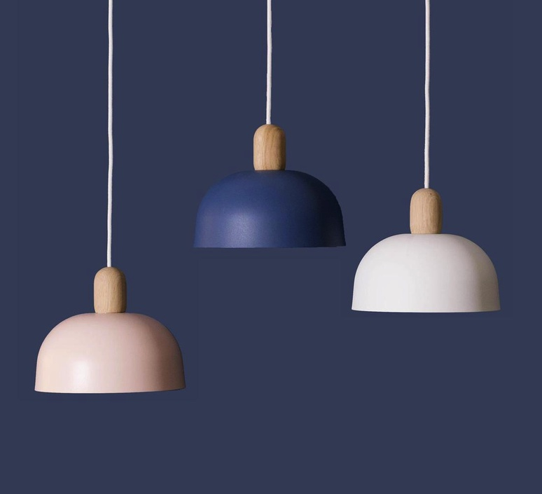 Nina tristan lohner suspension pendant light  harto harto suspension nina rose  design signed 34898 product