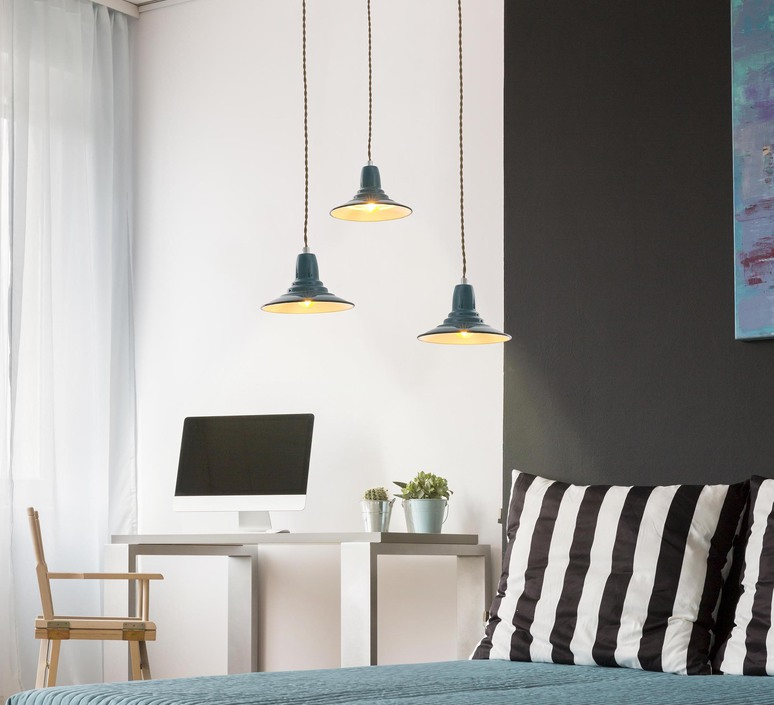 Ninette  suspension pendant light  faro 64164  design signed 38227 product