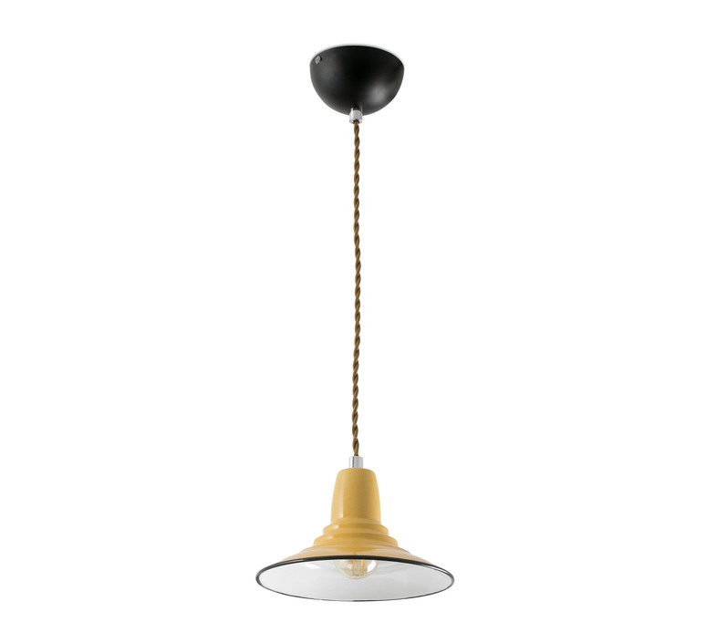 Ninette  suspension pendant light  faro 64163  design signed 38223 product