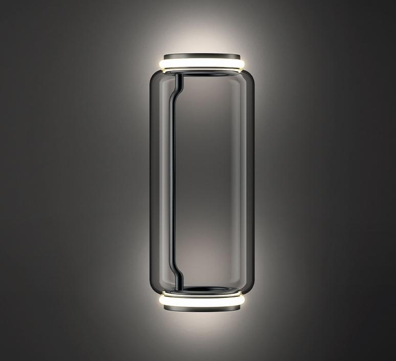 Noctambule 5 cylindres bas  konstantin grcic suspension pendant light  flos f0278000  design signed nedgis 110636 product