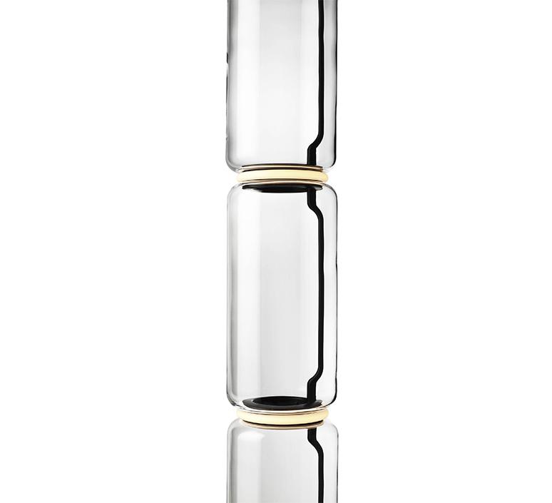 Noctambule 5 cylindres bas  konstantin grcic suspension pendant light  flos f0278000  design signed nedgis 110638 product